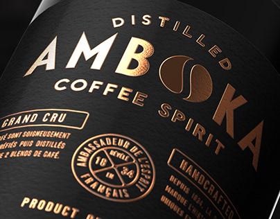Amboka, Coffee Spirit (Distillerie Combier)