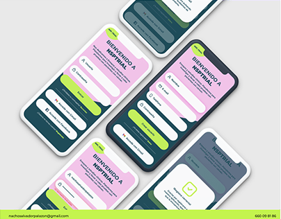 Login Design App