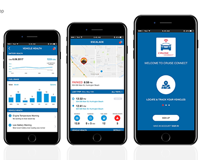 Mobile App | Cruise Connect