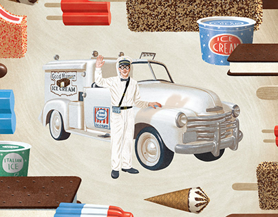 Ice Cream Truck History - Smithsonian
