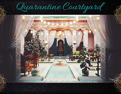 Quarantine Courtyard