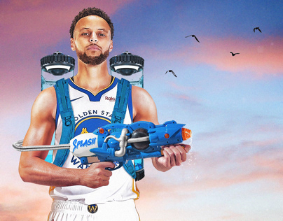 Stephen Curry is Back | NBA | Personal Work