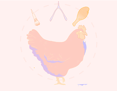 'On Chicken' for Vice