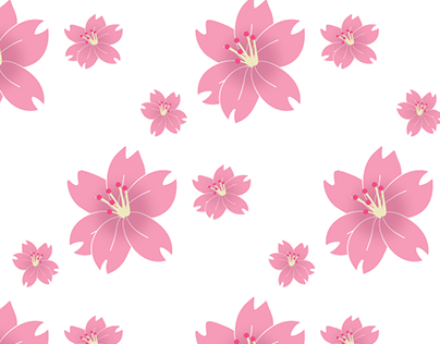 Cherry Pattern.