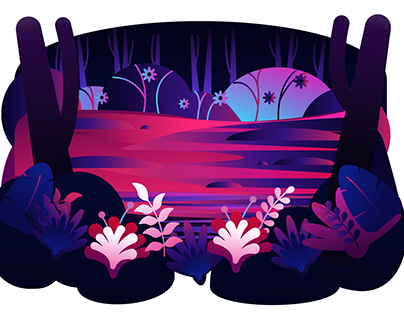 Forest Illustrations