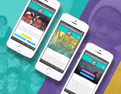 Hope Venture Site Redesign