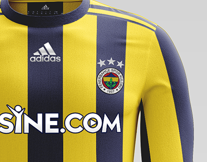 Fenerbahçe Home Kit Design