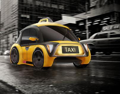 New York City E-Cab