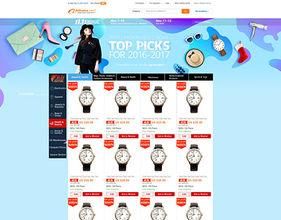 alibaba.com Double 11 marketing campaign