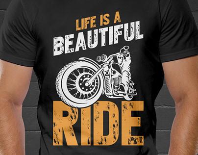 Rider Tshirt Design