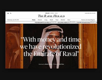 The Raval Herald
