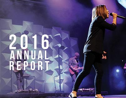 2016 Annual Report for Emmanuel Church