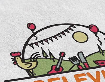 BELEVING- Logo design