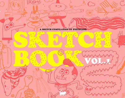 Sketchbook Vol. 1