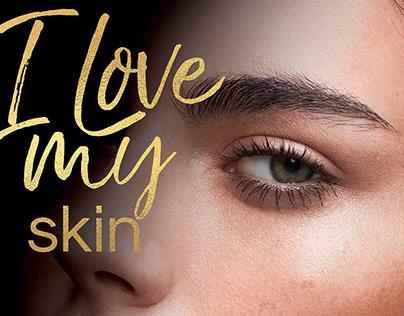 Campaña línea de maquillaje GOC SS18