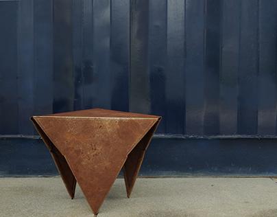 Forza - Metal stool