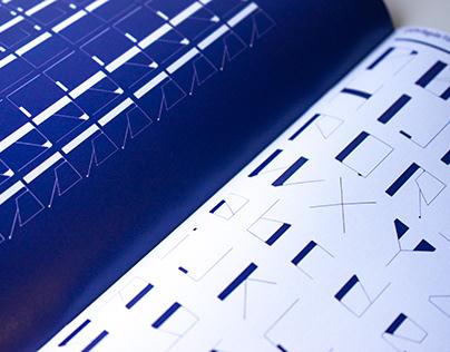 AMPM typeface