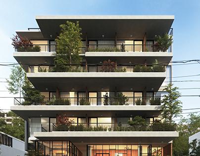 Sampit Apartment