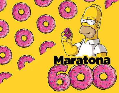 FOX COMEDY | Simpsons 600