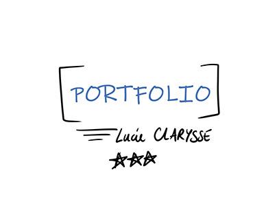 Portfolio - Lucie Clarysse @Com&Sci