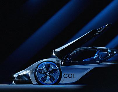 Mercedes C01 | Vision Design