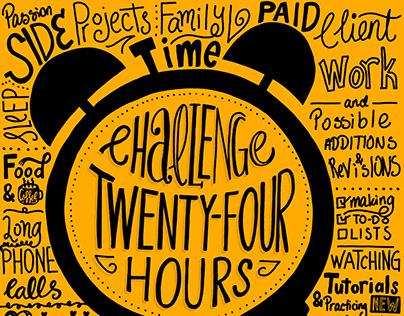 Challenge 24 Hours