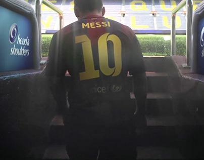 Head&Shoulders, FC Barcelona's Choice