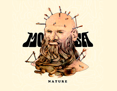 Mosa Nature - CD-Cover