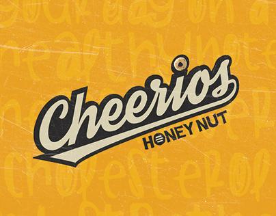 Cheerios Rebrand