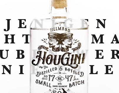 HOUGINI - Gin Branding