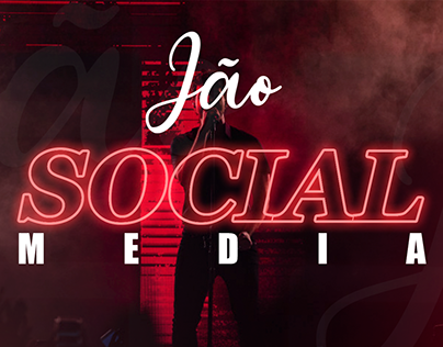 Jão - Social Media