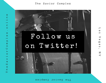 The Savior Complex | Social Media Series 1