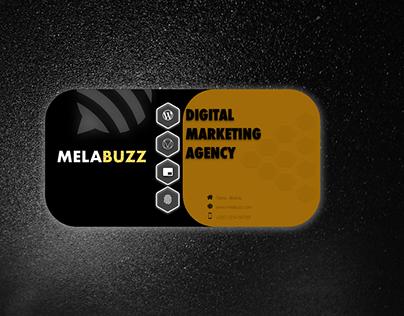 Business Card | Digital Marketing Company