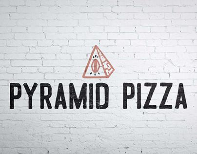 Pyramid Pizza Rebranding