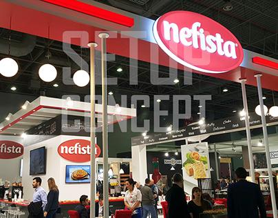 Edt Expo 2016 Nefista Stand
