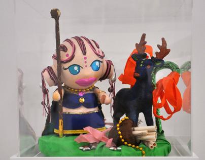 Designer Toy Exhibition