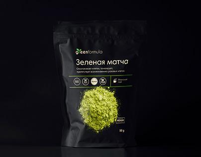 Greenformula Brand&Packaging Design