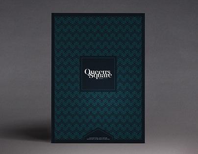Minerva – Queen's Square Brand project