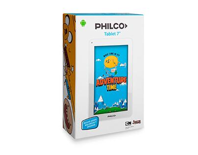 Co-branding Philco & Adventure Time