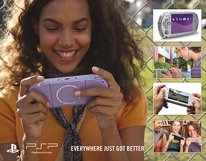 PSP Posters
