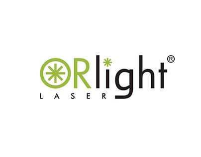 Social media, Email Marketing e peças Orlight Laser