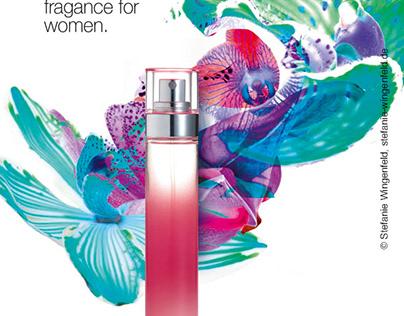 Keyvisual / Cosmetic Advertising