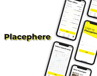 Placephere - Mobile App