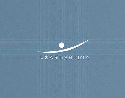 Lx Argentina - Restyling de Marca