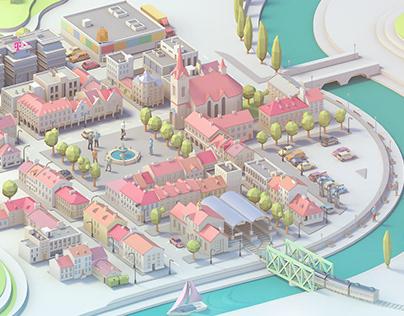 T-Mobile Smart City