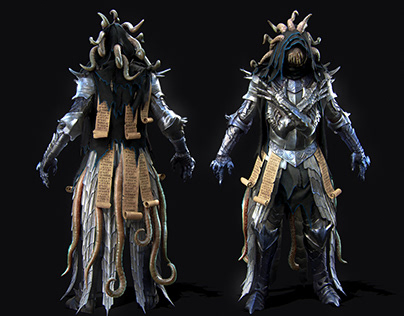 Path of Exile concepts