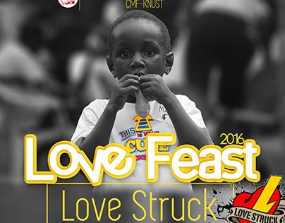 CMF Love Feast 2016 (Love Struck)