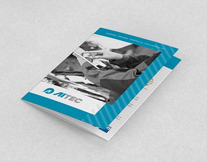 AITEC . Services Logo Design & Presentation