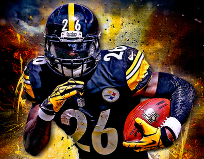 Le'Veon Bell Steeler Nation In Focus