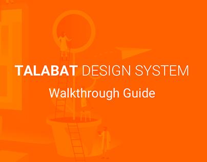 Talabat Design System